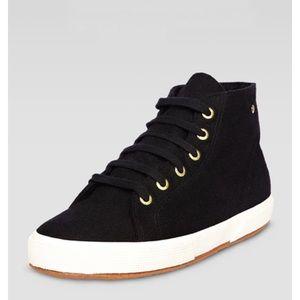 Superga x The Row high top sneakers